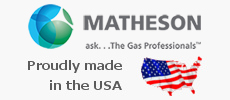 MATHESON made in the USA